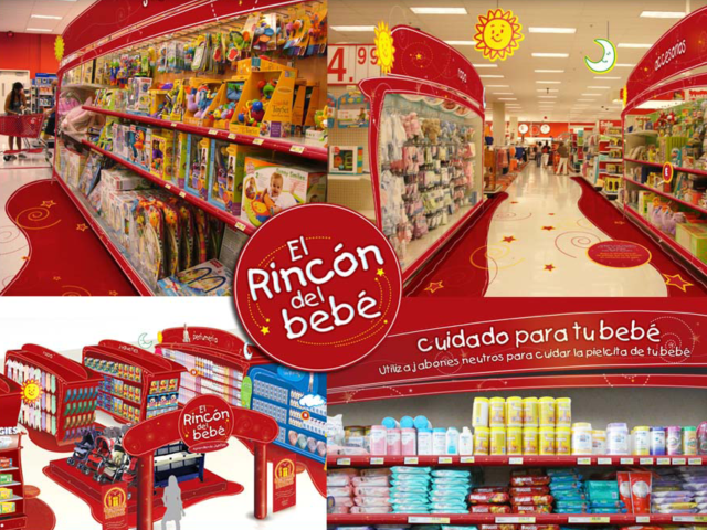 Huggies In-Store Activation
