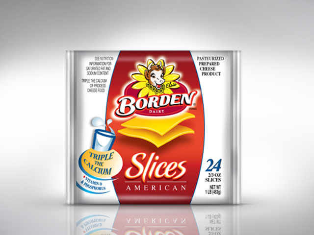 Packaging Design Borden
