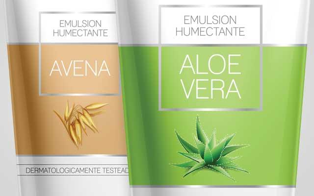 Diseño de packaging y branding para la línea de productos de la crema corporal Factor AE del laboratorio Casasco. Diseño: Imaginity.