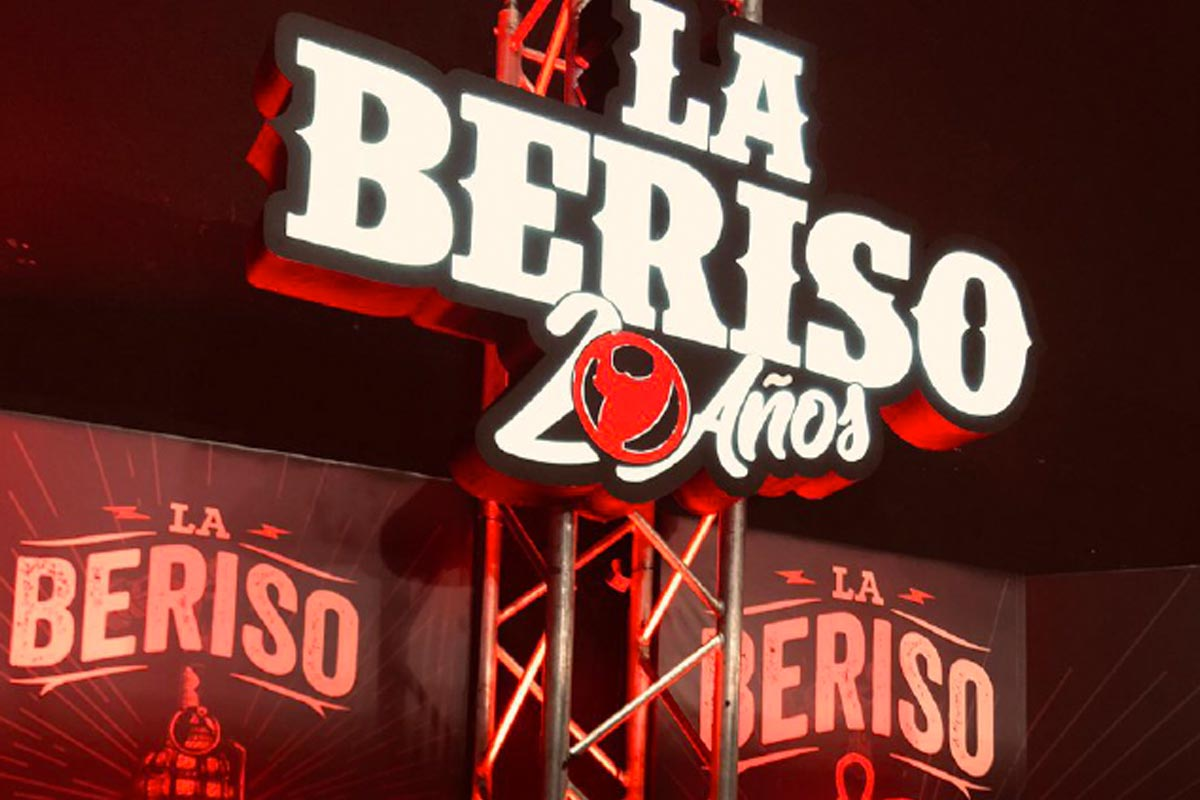 Design of special edition cans for the rock band La Beriso, in their IPA and Scotch Ale flavors, La Plata, Argentina - Imaginity