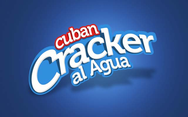 Detail of the sub-brand design for the line of Crackers healthy cookies from Maestro Cubano, Uruguay - Imaginity