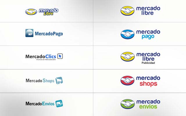 Graphic redesign of the entire Mercado Libre Argentina brand system - Imaninity